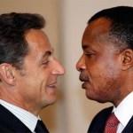 Nicolas Sarkozy, le très cher ami du Congo