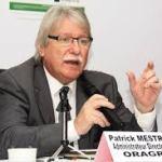 Interview avec Patrick Mestrallet, administrateur directeur général d'Oragroup