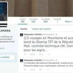 Mali: l'étrange Tweet  de Mahamadou Camara