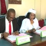 Niger: convention entre Asusu SA et Coris Bank