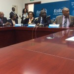 Albert Essien Farwell Remarks at 2015 Ecobank Group AGM