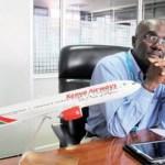 Kenya Airways: «le Dreamliner m'a tuer»