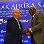 Limak Afrika lance la construction de la sixième cimenterie en Côte d'Ivoire
