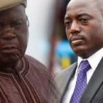 Élection présidentielle hypothétique en RDC