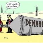 La loi fondamentale de l'offre et de la demande et la crise énergétique Pétrolière de 2016
