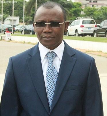 Sani Yaya, Ministre délégué, auprès du Ministre d'Etat, de l'Economie et des Finances
