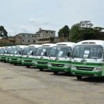 Côte d'Ivoire: 127 bus neufs pour la SOTRA, la société de transport public
