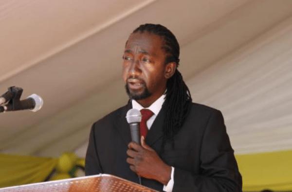 Patrick Zhuwao, ministre de la Justice et de l'indigénisation du Zimbabwe