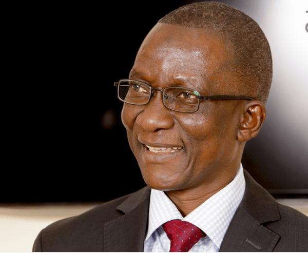 Ouro-Koura Agadazi, ministre de l'Agriculture