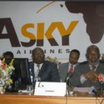 Aérien: Asky va déjà opérer dans la nouvelle aérogare de Lomé