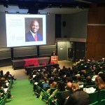 Tony Elumelu explains his vision of African Development at Harvard and Columbia