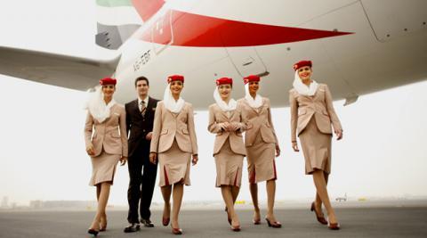 Emirates atteint des bénéfices jamais réalisés avec 7,1 milliards AED (1,9 milliards $ US)