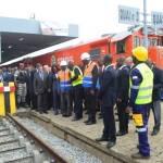 Alassane Ouattara et Mahamadou Issoufou se concertent sur la boucle ferroviaire de Bolloré