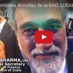 Assemblées de la BAD à Lusaka (reportage video)
