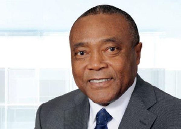 Emmanuel Ikazoboh, le Président du conseil d'administration du groupe