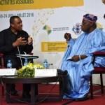 Obasanjo appelle l'Afrique à exploiter ses matières premières locales
