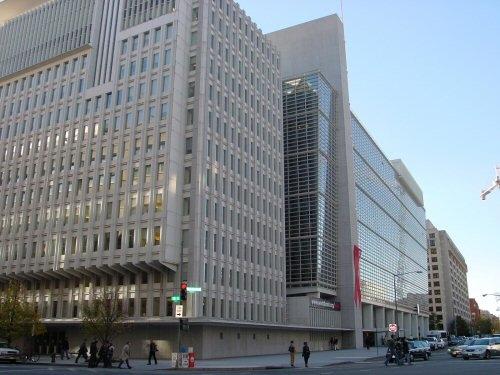 Le siège de la Banque Mondiale