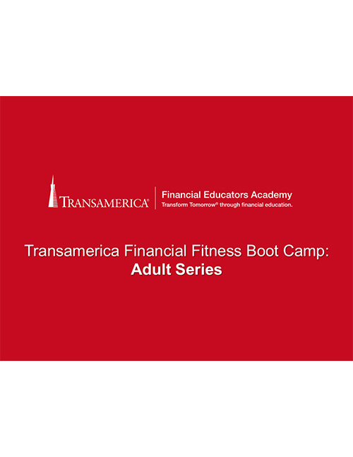 Transamerica Case Study A Custom Financial Education Solution - transamerica retirement solutions