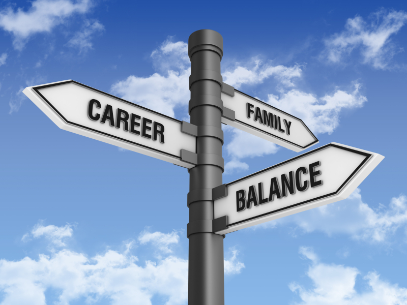 Career Or Family? You Only Need To Give Up 2 - 5 Years Of Your Life - fresh and easy careers