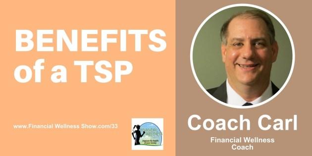 Coach Carl explains details of a TSP