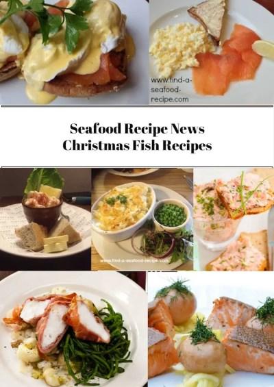 Christmas Fish Recipes