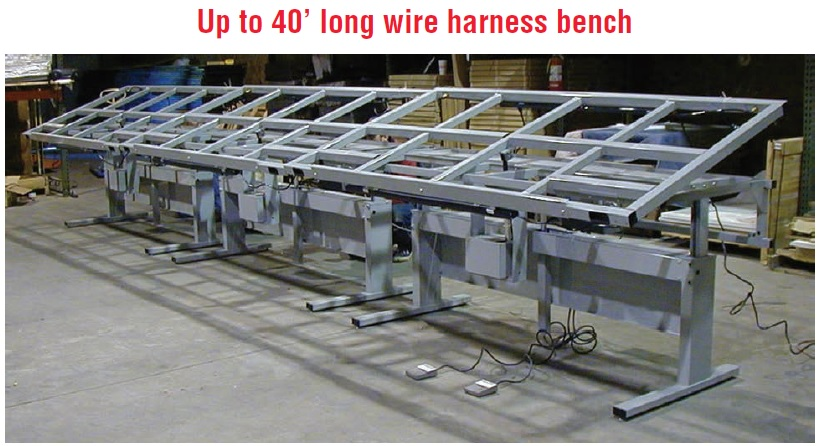 wire harness assembly workbench