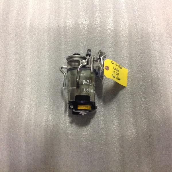 Sragh Dismantlers Ltd Silver 4 door 14L 2014 TOYOTA COROLLA FUEL