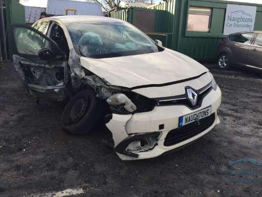 Renault Fluence Fuse Box Wiring Diagram