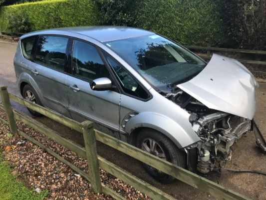 Silver 20L 2010 FORD S-MAX 20 TDCI Zetec 6 Speed 05DR CDS Spares