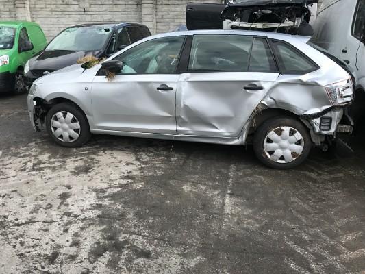 Autobreak Car Dismantlers Limerick 2014 SKODA RAPID 16L Diesel