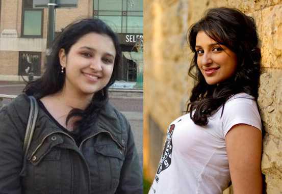 Pareeneti Chopra Fat to Fit Actress