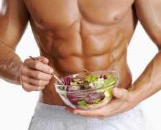 Muscle Building Diet Plan for Men