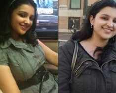 Parineeti Chopra Fat To Fit Actress