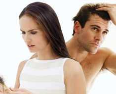 hair loss natural remedies