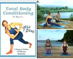 yoga zone dvd review