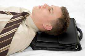 Sleep When tired