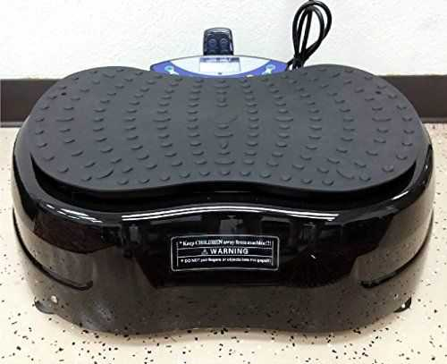 Dual Motor Full Body Vibration Plate Exercise Fitness Machine