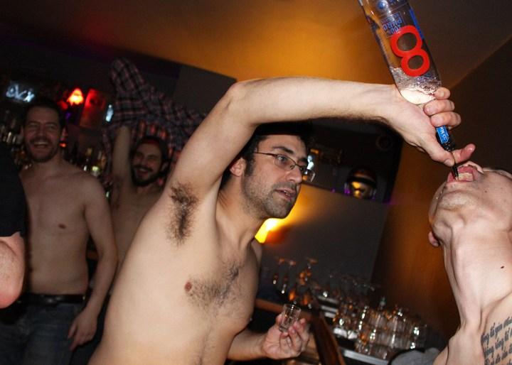 bar shots
