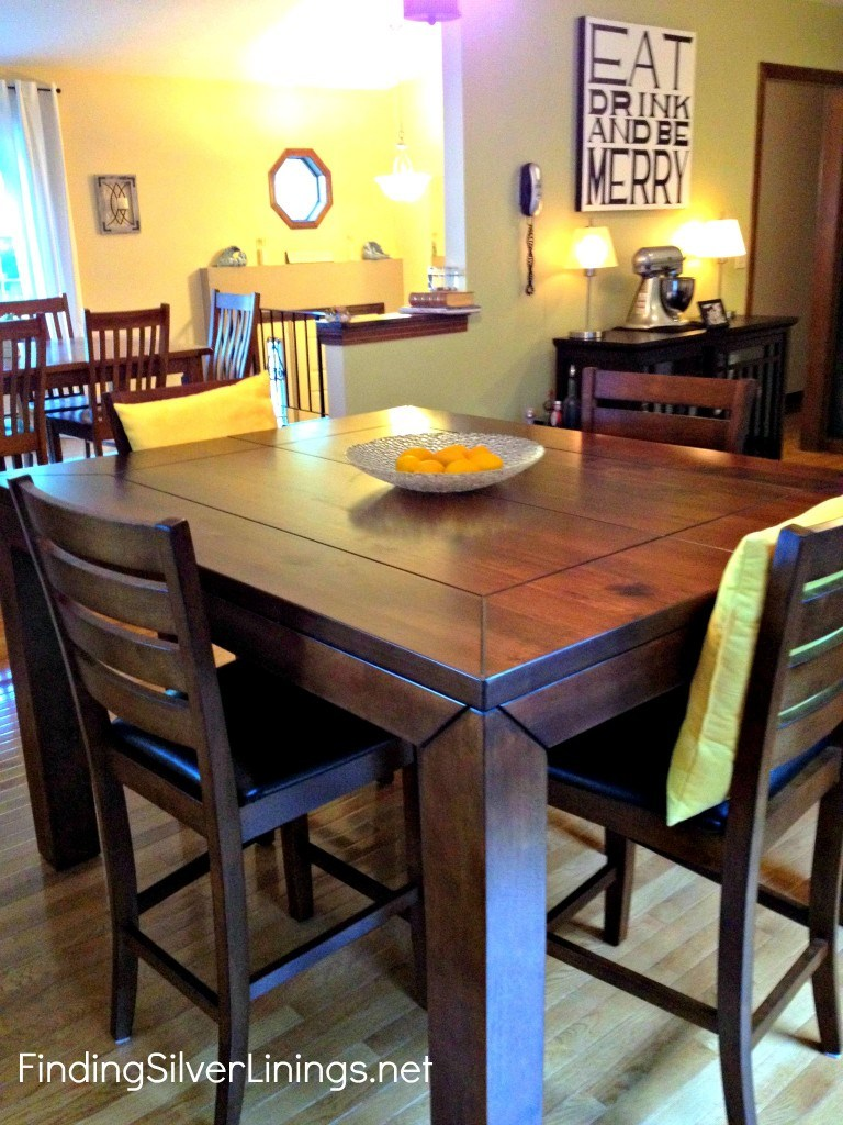 kitchen table sets counter height high kitchen table sets Table on Pinterest Counter Height Dining Sets Dining Counter