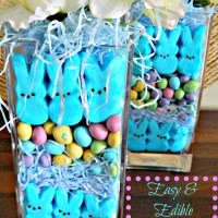 Easy D-I-Y Easter Decorations