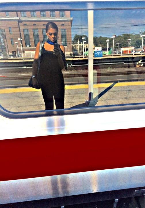 jlew bag on train platform