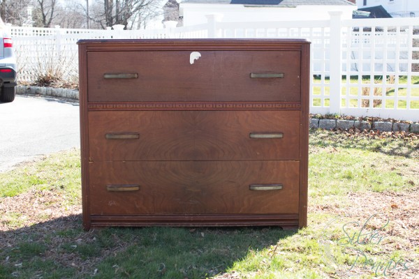 The Brackenbury Dresser Thrifty Under 50 Finding