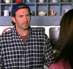 Luke tells Lorelai he moved to Litchfield, CT.