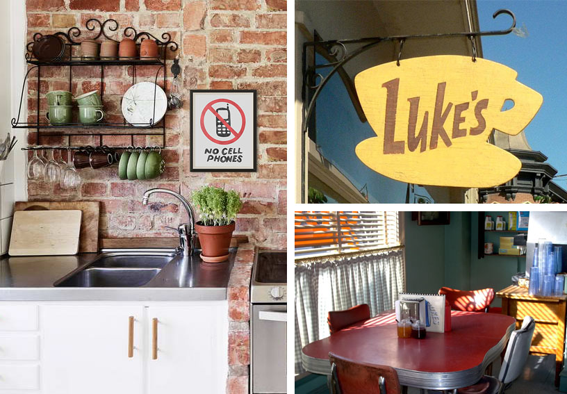 Attention Gilmore Girls Fans Make Your Kitchen Look Like Luke\u0027s