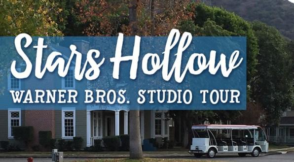 """Visiting """"Stars Hollow"""" on the Warner Bros. Lot: Top 5 Tips for Gilmore Girls Fans"""