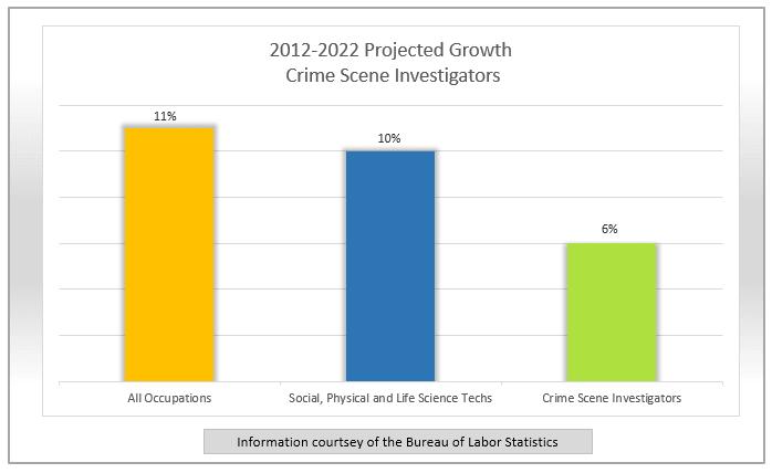 Job Spotlight Crime Scene Investigator