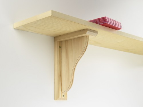 Medium Of Pictures Of Wooden Shelves