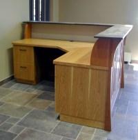 Receptionist Desk Ideas | Desk Design Ideas
