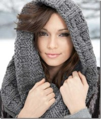 Luxurious Easy Infinity Scarf Pattern