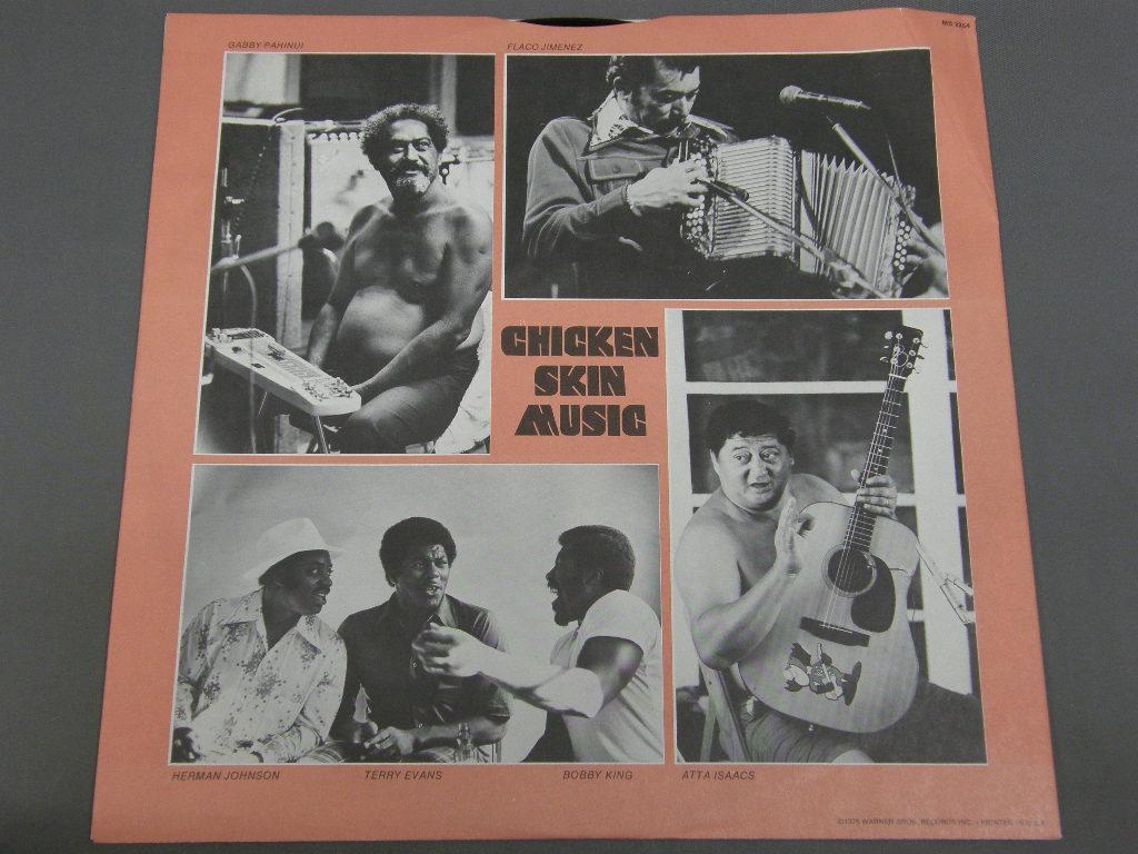 Ry Cooder Chicken Skin Music Ms2254